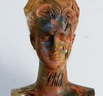 Painted Sculpture, Wood Edition of #1
