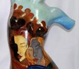 Painted Sculpture #5